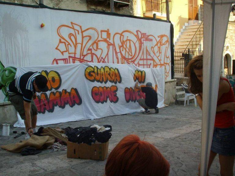 Spazio_Artim_N_1_Fiera_Enologica_Taurasi_2011_Lavori