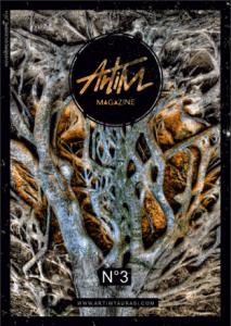 Copertina Artim Magazine N.3 - La rivista di arte, politica e cultura