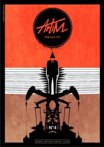 Copertina Artim Magazine N.4 - La rivista di arte, politica e cultura