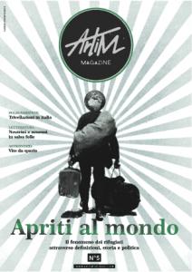 Copertina Artim Magazine N.5 - La rivista di arte, politica e cultura