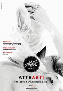 Copertina Artim Magazine N.6 - La rivista di arte, politica e cultura