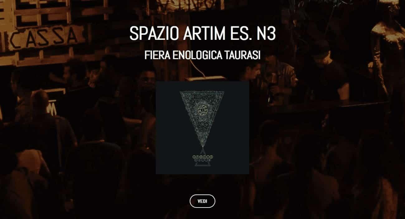 Fiera del vino di Taurasi - Spazio Artim N.3 - Fiera Enologica