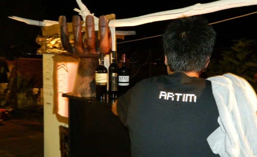 Taurasi, festa del vino. Spazio Artim, Fiera Enologica.