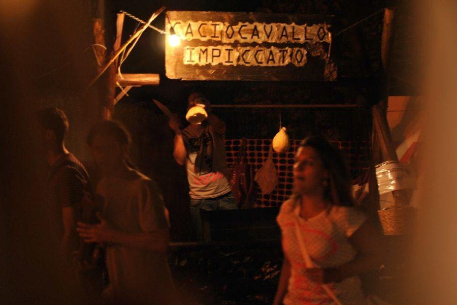 La festa del vino di Taurasi. Spazio Artim, Fiera Enologica. Non solo musica e arte, ma anche cibo e prodotti tipici