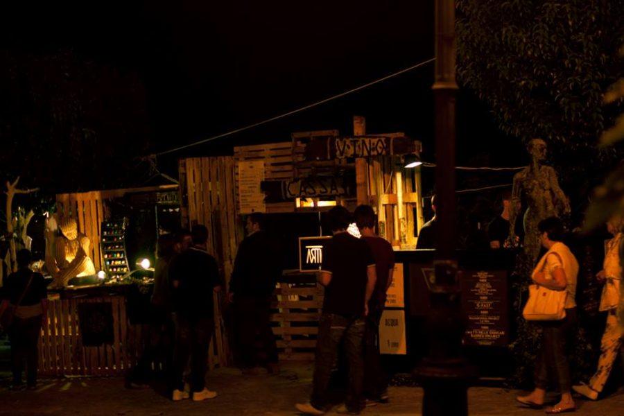La festa del vino di Taurasi. Spazio Artim, Fiera Enologica. Gli stand autoprodotti di Via Belvedere
