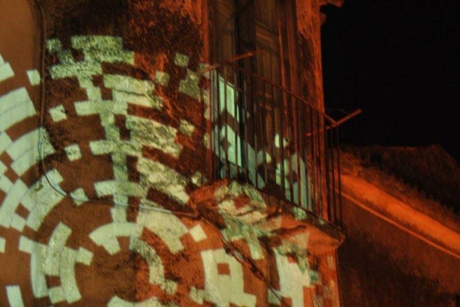 La festa del vino di Taurasi. Spazio Artim, Fiera Enologica. I visual dello Spazio Artim tra arte e innovazione